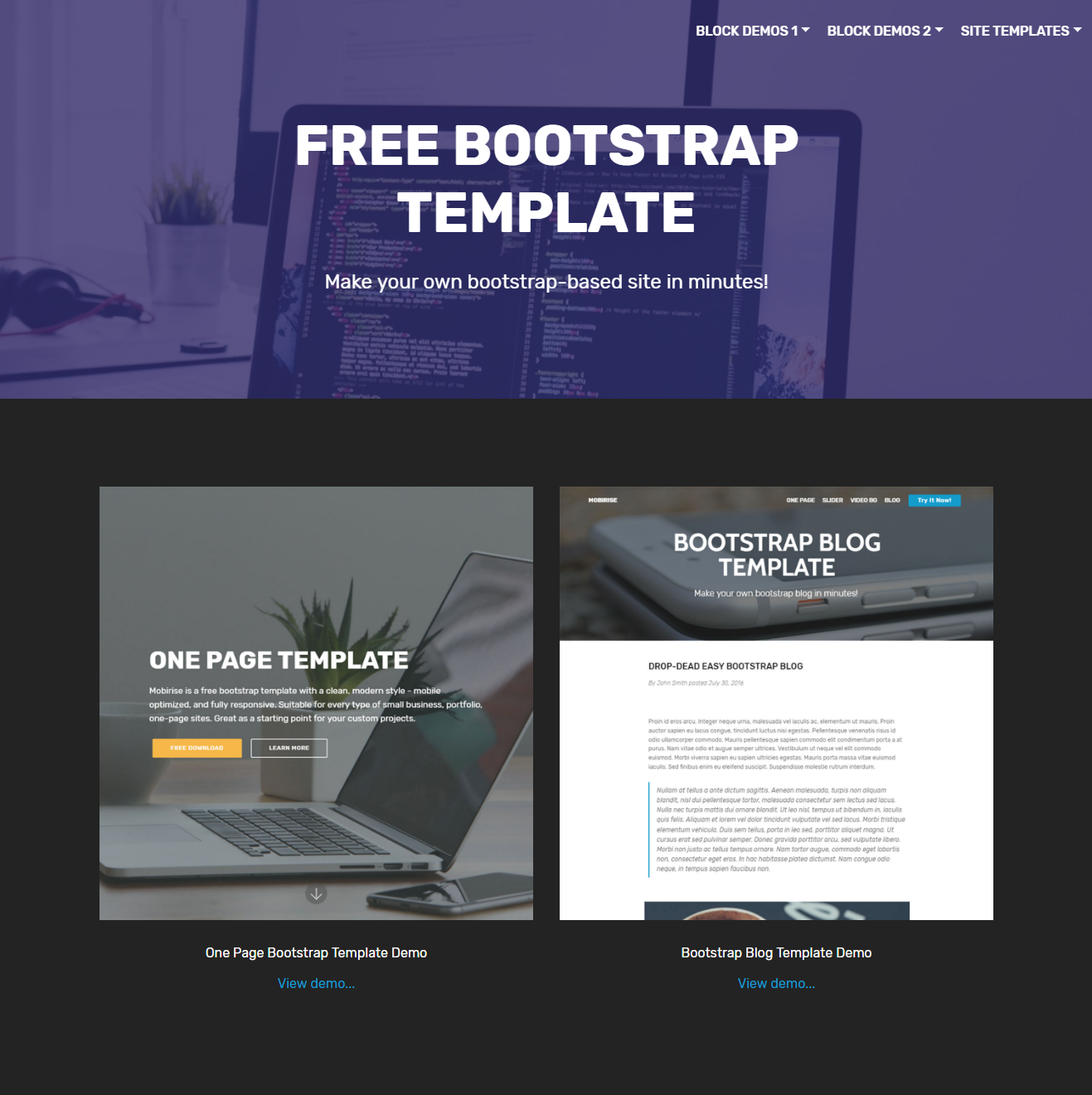 35 brilliant bootstrap templates 2018 free download bootstrap theme html bootstrap templates accmission Image collections