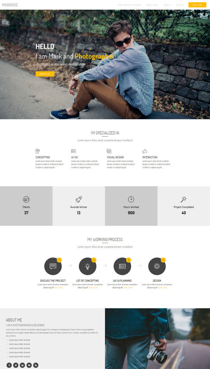Sample Professional Templates