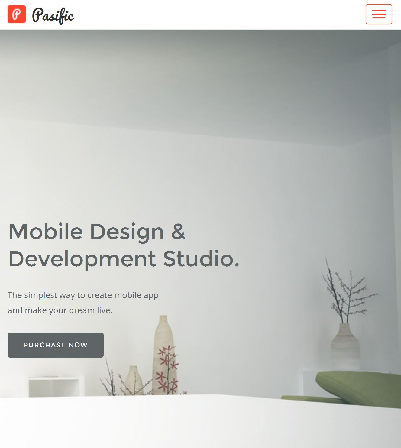 Bootstrap Responsive Template Free Download