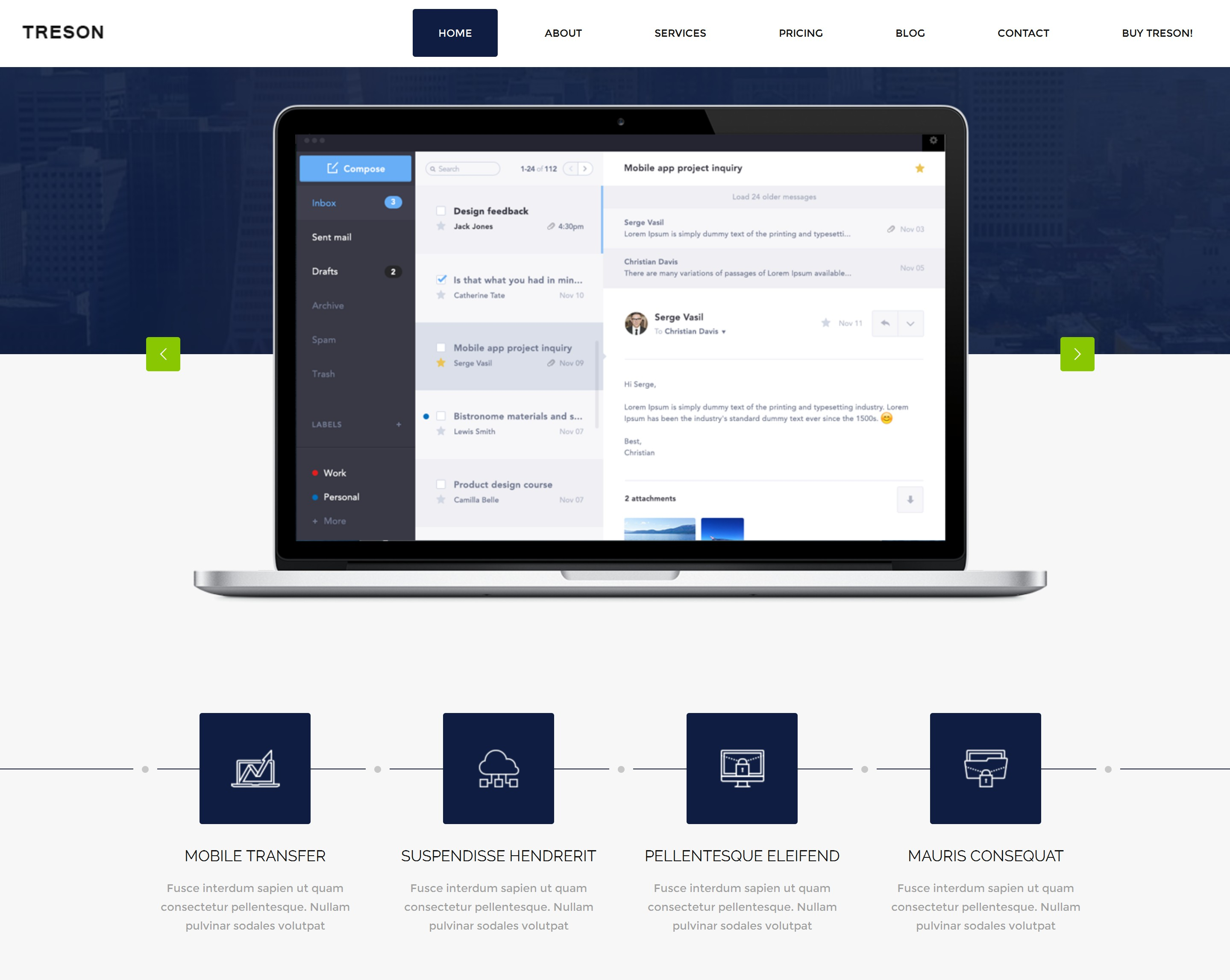 Free Download Bootstrap News Theme