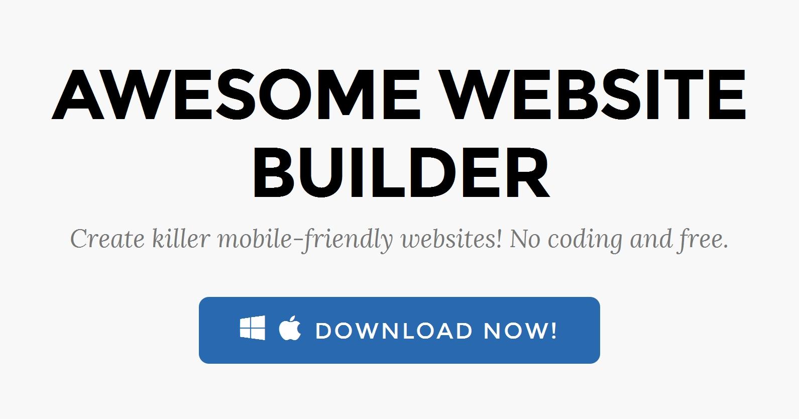 HTML Web Design Software