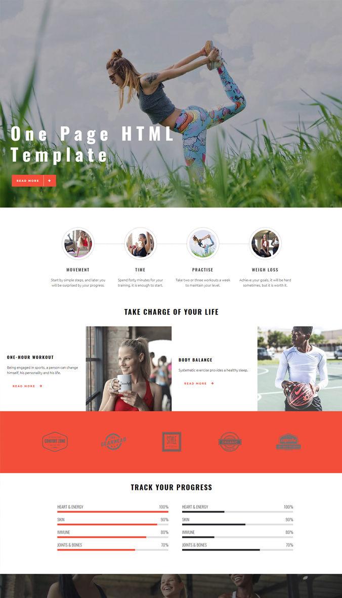 Wonderful Website Templates